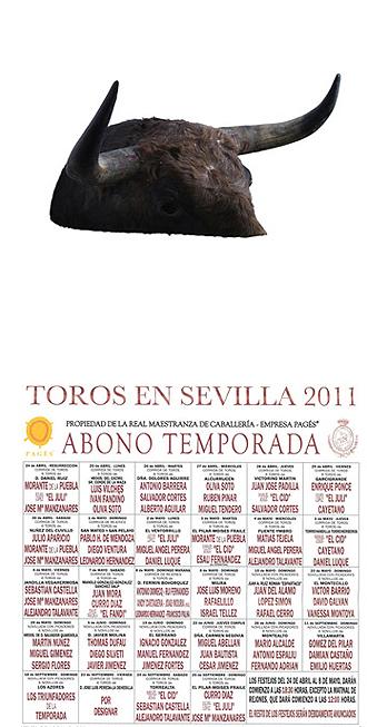 Toros Sevilla 2011