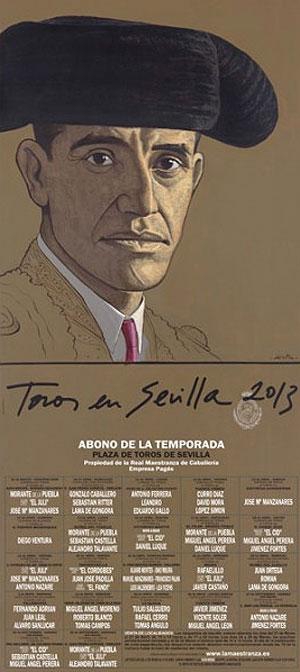 Toros Sevilla 2013