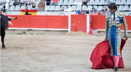 Granada bullfights