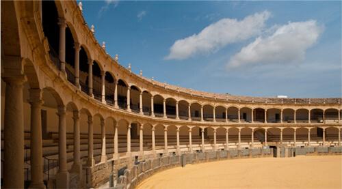 Córdoba bullfights